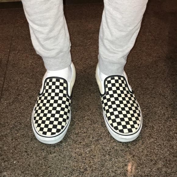 Vans Shoes | Checkered Vans For Men